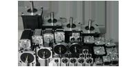 High Torque (Square) Stepper Motors