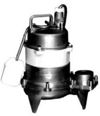 Submersible Sewage Pumps WW0511 - 1/2 HP, 115