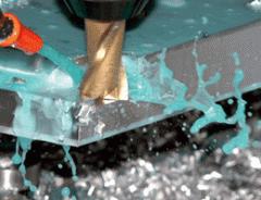 Semi-Synthetic Metalworking Fluids