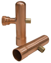 Copper Heating Manifolds