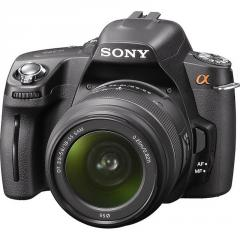 Sony Alpha DSLR-A390 Kit