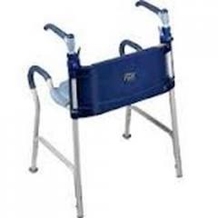 Pilot Folding Seated Walker without wheels