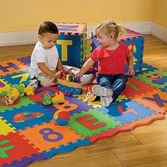36 Pc Puzzle Play Mat