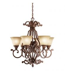 Kichler Lighting Larissa Transitional 1 Tier