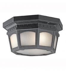 Kichler Lighting Traditional Outdoor Ceiling Flush