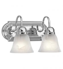 Kichler Lighting Traditional Bathroom Bracket 2