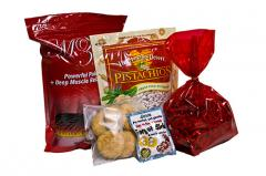Food & Retail Stand-Up Bags, Vacuum Bags