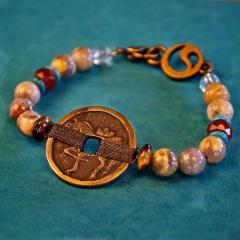 Free Spirit Energy Bracelet
