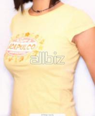 Ladies Casual Scoop Neck T-Shirt