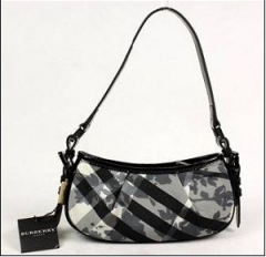 Burberry Floral New Check Sling Bag