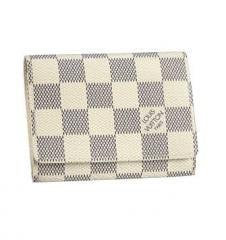 Louis Vuitton Damier Azur Business Card Holder