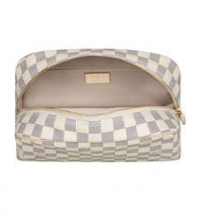 Louis Vuitton Damier Azur Toiletries Bag