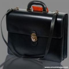 Marino Orlandi Italian Designer Executive Black