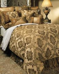Austin Horn Canterbury Chenille Bedding Group