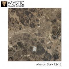 Marron Dark 12x12 Tile