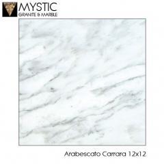 Arabescato Carrara 12x12 Tile