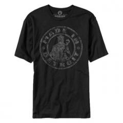 MID Circle Short Sleeve Tee Shirt