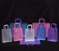 Tri-Fold Retail Bags