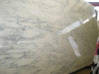 Imperial White Polished Marble