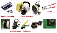 Plastic Strapping and Plastic Strapping Tools