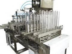 Rotary and Inline Cup Filling Equipment