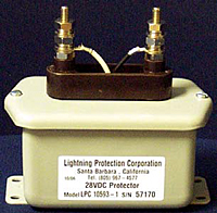 DC Power Model LPC 10593-series (Two Terminal)