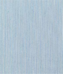 Poly Cotton Blend Blue Pincord Fabric