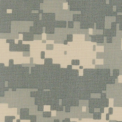 Army Digital Camouflage Pak Cloth Woven Fabric