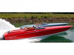 2011 Donzi 38 ZR Competition Boat