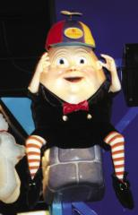 In-Stock Animatronic Figure - Humpty Dumpty