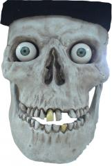 Animatronic Figure- Extra Large Talking Skull