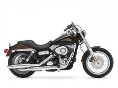 2013 H-D® FXDC-ANV Dyna® Super Glide® Custom Motorcycle
