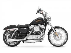 2013 H-D® XL1200V Sportster® Seventy-Two™