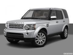 Land Rover LR4 HSE SUV