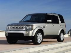 Land Rover LR4 SUV