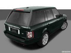Land Rover Range Rover HSE LUX SUV