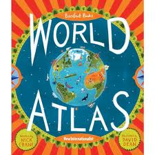 Children's Rand McNally World Atlas HB book