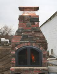 Stone Age Brick Ovens