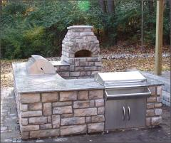 Stone Age Pizza Ovens