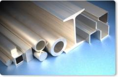 Aluminum Bar (Cold Finish and Extruded)