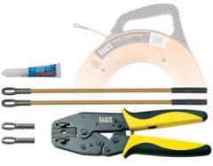Fiberglass Fish Tape Repair Kit
