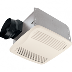 BROAN QTX, QTXE and QTRE Sensing Fan Series