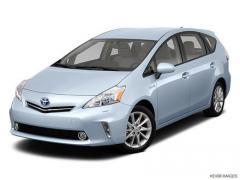 Toyota Prius v New Car