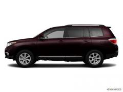 Toyota Highlander New Car
