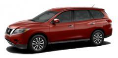 Nissan Pathfinder New Car