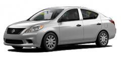 Nissan Versa New Car