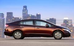 Honda FCX Clarity New Car