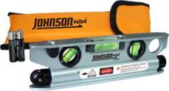 Johnson Level Magnetic Torpedo Laser Level 40-6164