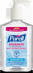 PURELL® Advanced Hand Sanitizer Refreshing Gel