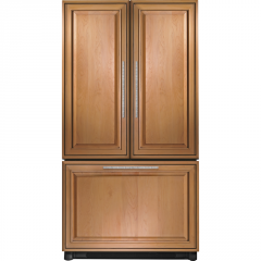 French Door Refrigerator with Internal Dispenser,